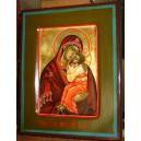 Matka Boża Jarosławska - ikona ręcznie pisana