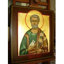 Ikona Świętego Józefa  - ikona ręcznie pisana