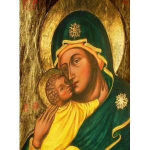 Matka Boża Czuła - Eleusa.