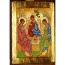 Święta Trójca - Ikona wg. A. Rublowa