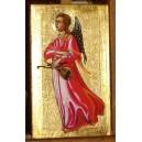 Anioł Obfitości - duża Ikona wg Fra Agelico