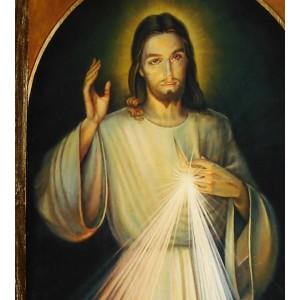 Jezus Miłosierny - Jezu Ufam Tobie