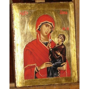 Święta Anna, ikona