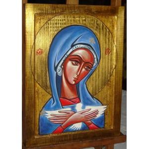 Pneumatofora - Matka Boża Niosąca Ducha Świętego
