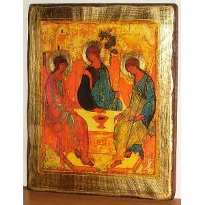 Święta Trójca - Rublowa