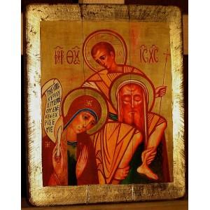 Sacra Famiglia - Ikona Kiko Arguello